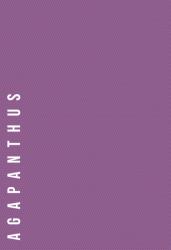 bookmood Agapanthus Pattern